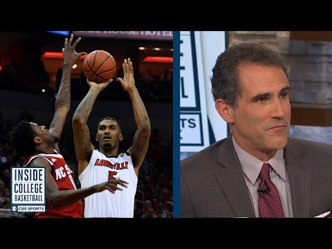 Video: Louisville victory against NC State 84-77   Inside College Basketball