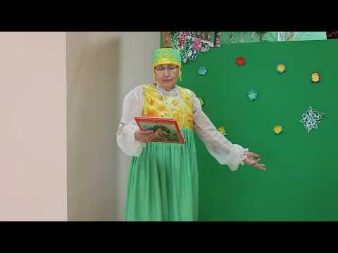 """Кукольный спектакль """"Аленький цветочек"""""""
