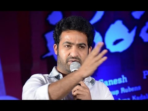 Jr NTR Sensational Speech At Temper Movie Success Meet