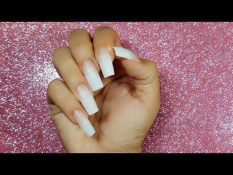 Videos de uñas - Mi Prima aprendio a poner Uñas viendo mis Videos
