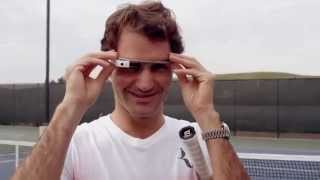 Roger Federer and Stefan Edberg recently visited Google and took Google Glass for a spin on the tennis court. Enjoy a new, and ...