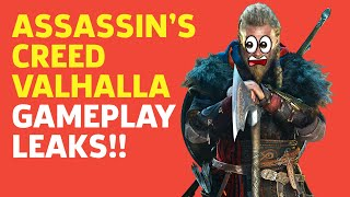 Assassin's Creed Valhalla Footage Leaked! | Save State by GameSpot
