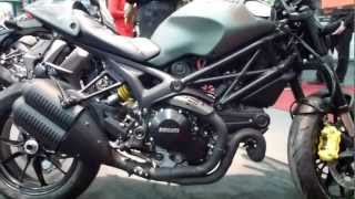 3. 2013 Ducati Monster ''Diesel'' 1100 evo 100 Hp ''Urban Military'' * see also Playlist