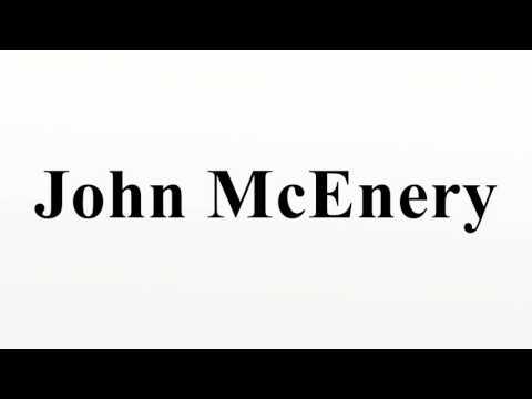 John McEnery