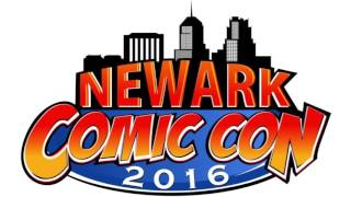 Phoenix James appearing at Newark Comic Con in New Jersey, USA