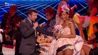 [1080p] Rihanna - Only Girl @ (The X Factor 2010) HD