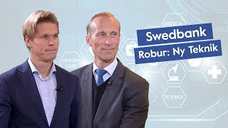 Swedbank Robur Fonder – Ny Teknik