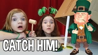 How To Catch A Leprechaun! Awake for St. Patrick's Day! | Babyteeth More