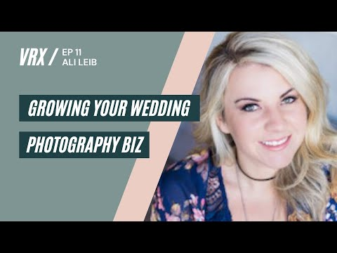How To Grow Your Wedding Photography Business | The Venue RX EP #11