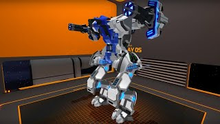 Robocraft Infinity Official Announcement Trailer by GameTrailers