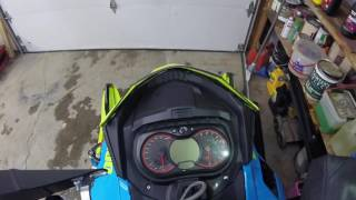 9. 2017 Skidoo freeride or summit 12v power accessory review