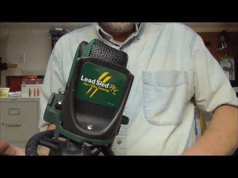 Lead Sled DFT by Cadwell (видео)