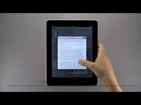 ipad 2 - Applications and Customization: Appstore Setup and Use, Brightness and wallpaper, Notifications and Sounds, Home Screen Customization. iPad Tutorial iPad 1 T...