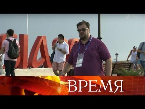 Василий Уткин будет комментировать матч Португалия-Испания на Первом канале.