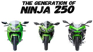 5. 2018 all new Kawasaki Ninja 250 | specs|price|topspeed