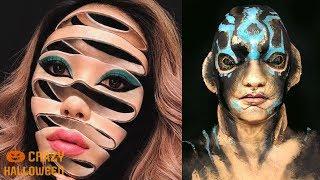 Video NO PHOTOSHOP! TOP 15 Halloween Makeup Tutorials 2018 MP3, 3GP, MP4, WEBM, AVI, FLV September 2018