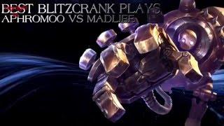 HighLight Madlife Blitzcrank Montage, clip giai tri, giai tri tong hop