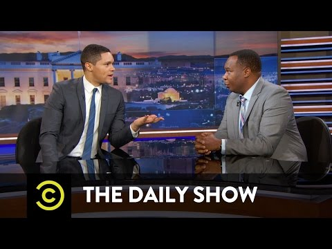 The Daily Show - Donald Trump Tries to Woo Black Voters