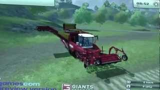 Farming Simulator 2013 - Demo Game Play