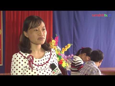 Trung tâm học tập cộng đồng xã Hải Long xây dựng xã hội học tập