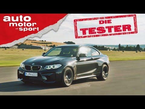 BMW M2: So muss das sein! - Die Tester | auto motor und ...