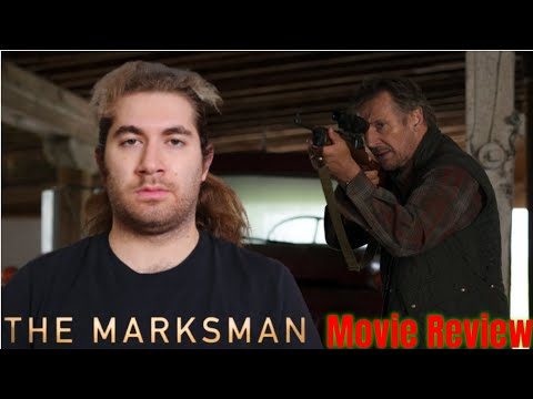 THE MARKSMAN REVIEW   Liam Neeson's Worst Movie?