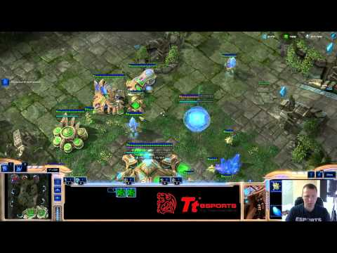 PvZ Carriers Attack! [HOTS] White-Ra [P] vs Forsen [Z] FP VOD - May 2 2013 [HD]