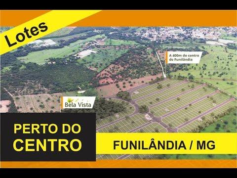 Lotes à venda em Funilândia / MG - Residencial Bela Vista
