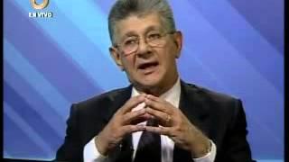Henry Ramos Allup en Vladimir (Primera Parte)