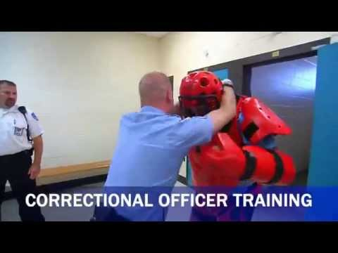 how to be a correctional officer in ny