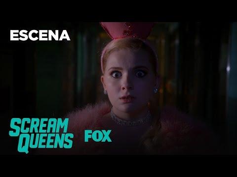 Scream Queens Escena: Las Chanels Son Atacadas | Temp. 2 Ep. 9 | Sub. Español