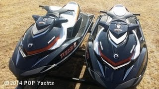 7. [UNAVAILABLE] Used 2012 Sea-Doo GTI SE 155 (PAIR) in Dripping Springs, Texas