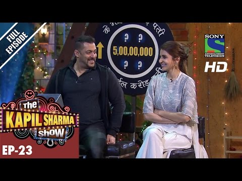 The Kapil Sharma Show - दी कपिल शर्मा शो–Ep-23-Sultan In Kapil's Mohalla– 9th July 2016