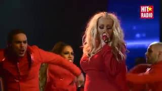"""Christina Aguilera """"XTINA"""" à #MawazineAvecHITRADIO"""