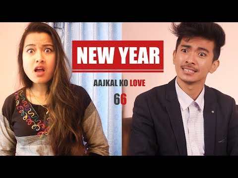 (NEW YEAR 2018 | AAjkal Ko Love Ep - 66 | Jibesh | Riyasha | Dec 2018 | Colleges Nepal - Duration: 10 minutes.)