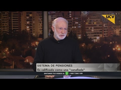 "video Sistema de pensiones es calificado como una ""canallada"""