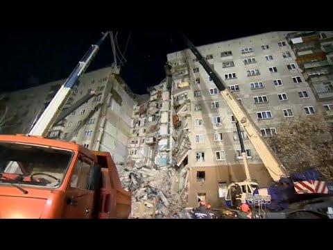 Ρωσία: Δεκάδες αγνοούμενοι από έκρηξη σε πολυκατοικία