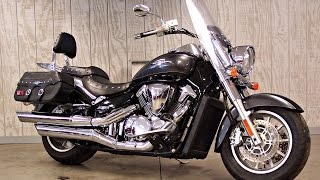 2. SOLD! 2008 Suzuki Boulevard C109RT 1800cc Cruiser/Tourer
