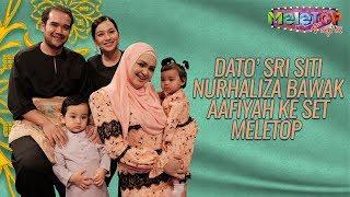 Video Dato' Sri Siti Nurhaliza bawak Siti Aafiyah datang MeleTOP la! MeleTOP Raya | Nabil & Neelofa MP3, 3GP, MP4, WEBM, AVI, FLV September 2019