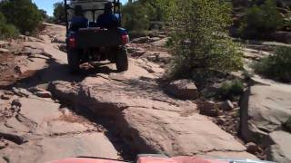 10. Bennche Bighorn 500 on Moab UT Porcupine TR