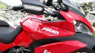 9. Ducati Multistrada 1200 S Touring 2010