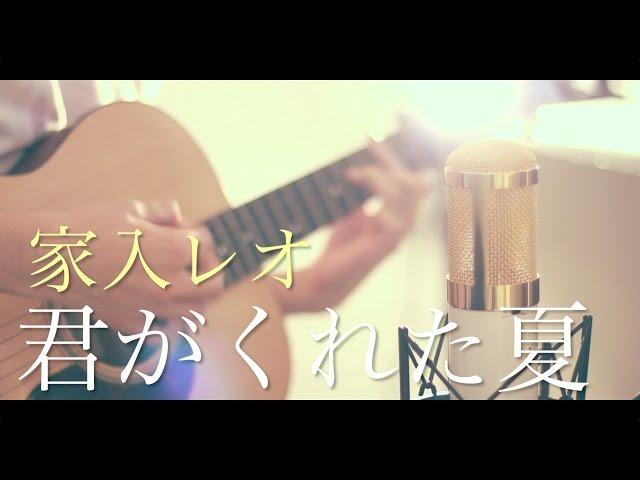 君がくれた夏 / 家入レオ (cover) 歌詞付き