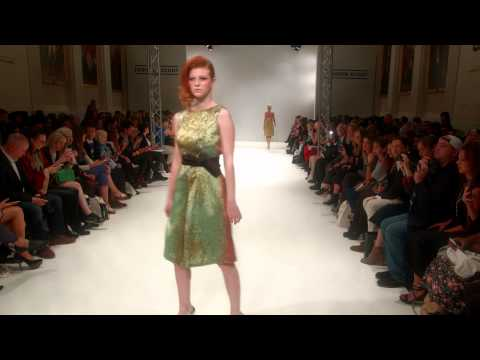 Rohmir Freemasons' Hall SS16 London Fashion Week 2015