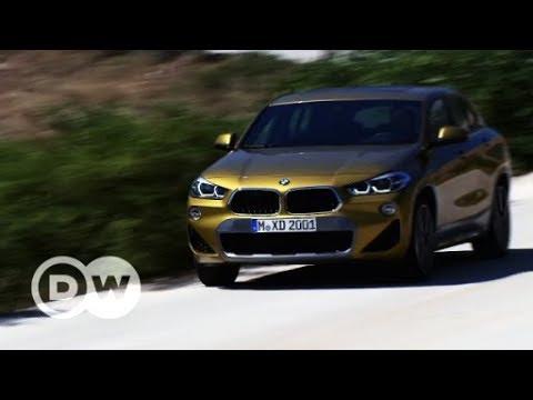 BMW X2 - Extrovertiert und kompakt | DW Deutsch