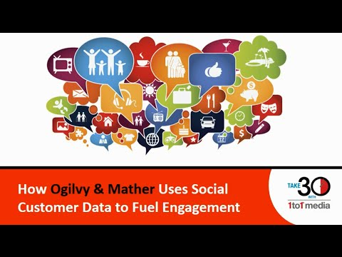 How Ogilvy & Mather Uses Social Customer Data to Fuel Engagement