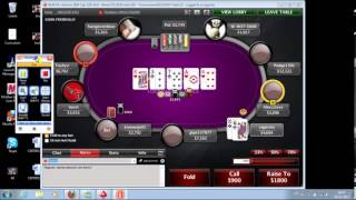 Explicando Uma Jogada   Poker