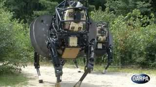 » New DARPA Robot Can Autonomously Track People-IMAGINE A DRONE OVER HEAD AND THIS TRACKING YOU !!!