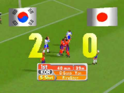 Soccer Game - This game is pretty freaking awesome folks and not many people know about it; I've had this game for a long time but never could remember where I put the gam...