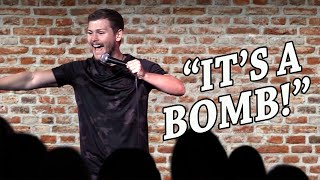 Drew Lynch Stand-Up: Why Dogs Hate The Fourth of July by Drew Lynch