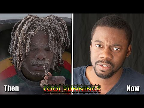 Cool Runnings (1993) Then And Now ★ 2020 (Before And After)